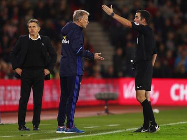 Unglücksrabe David Moyes wurde von der FA für ein Spiel gesperrt