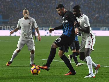 AS Roma kassierte eine 1:2-Pleite in Bergamo bei Atalanta