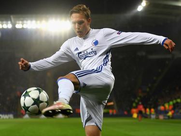 Ludwig Augustinsson ist im Derby gegen Brøndby mit Ratten beworfen worden