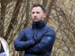 Soll Aue vor dem Abstieg bewahren: Domenico Tedesco