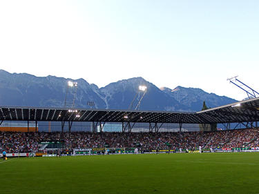 Herrliches Panorama, volles Stadion: Innsbruck in besseren Zeiten