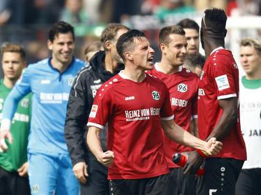 Hannover 96 schwebt nach dem Derby-Sieg auf Wolke sieben