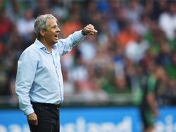 Lucien Favre soll Trainer beim BVB werden