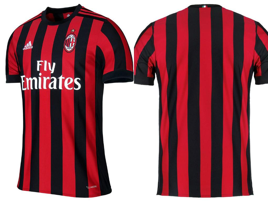 AC Milan (Heimtrikot)