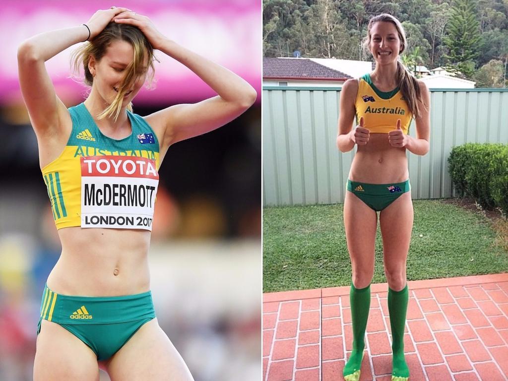 Nicola McDermott (Australien)