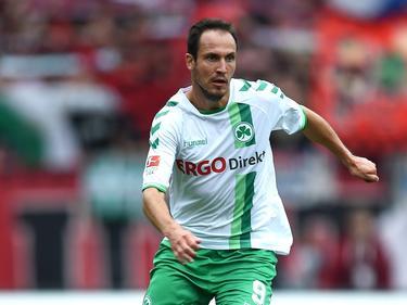 Sebastian Freis stürmt künftig für Jahn Regensburg