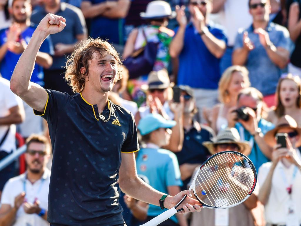 Tennis-Star Zverev: