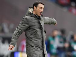 Niko Kovac leistet seit 2016 erfolgreiche Arbeit in Frankfurt
