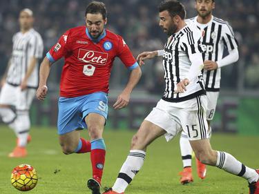 El Nápoles es tercero a doce de la Juventus en la liga. (Foto: Getty)