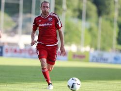Moritz Hartmann bleibt den Schanzern treu