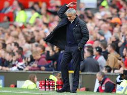 José Mourinho steckt nicht nur sportlich in der Krise