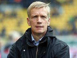 Jan Schindelmeiser hat beim VfBin den ersten gut drei Monaten schon ein paar Etappenziele erreicht