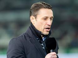 Niko Kovač hat bei Eintracht Frankfurt verlängert