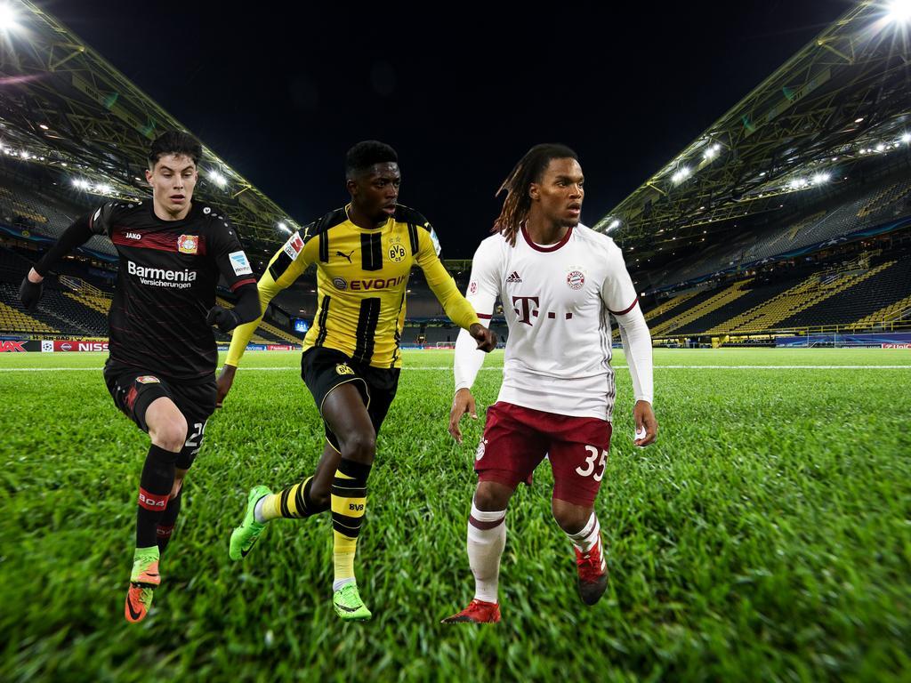 Rangliste: Die besten U20-Fußballer Europas
