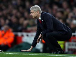 Arsène Wenger hat über seine Zukunft entschieden.