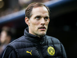Zeigte sich erleichtert: BVB-Coach Thomas Tuchel