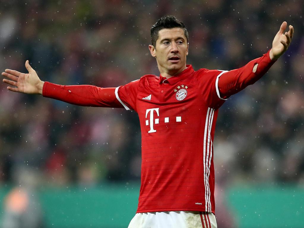 Robert Lewandowski (Bayern München)