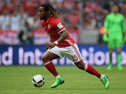 Renato Sanches wechselte für 35 Millionen Euro von Benfica nach München
