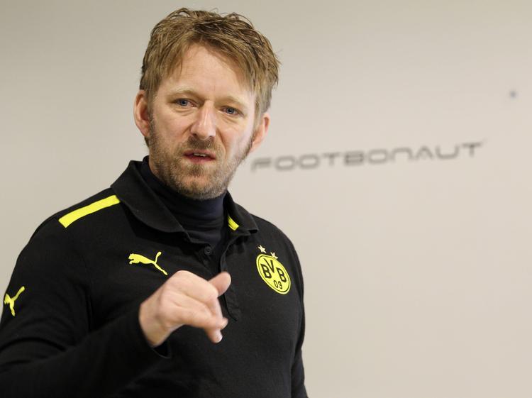 Verlässt den BVB: Chefscout Sven Mislintat