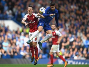 Dre FC Arsenal und Chelsea teilten sich am Sonntag die Punkte