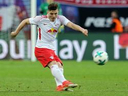 Marcel Sabitzer baut für das Spiel gegen die Bayern auf Routine der Leipziger