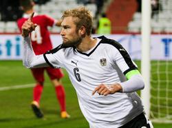 Konrad Laimer krönte seine starke Leistung mit einem Treffer
