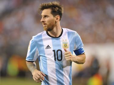 Lionel Messi ist gegen Cavani und Co. gefordert
