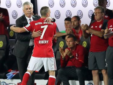 Bayerns Coach stellt sich vor seinen Schützling