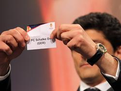 Schalke ist in der Runde der letzten 32 Teams gesetzt