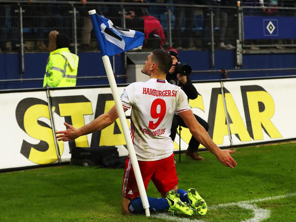 Kyriakos Papadopoulos (Hamburger SV, 6 Mio. Euro)