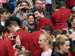 Mark van Bommel könnte einen Trainerposten beim FC Bayern übernehmen