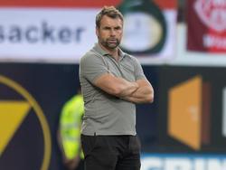 Unsportliches Verhalten: 2000 Euro Strafe für Bernd Hollerbach
