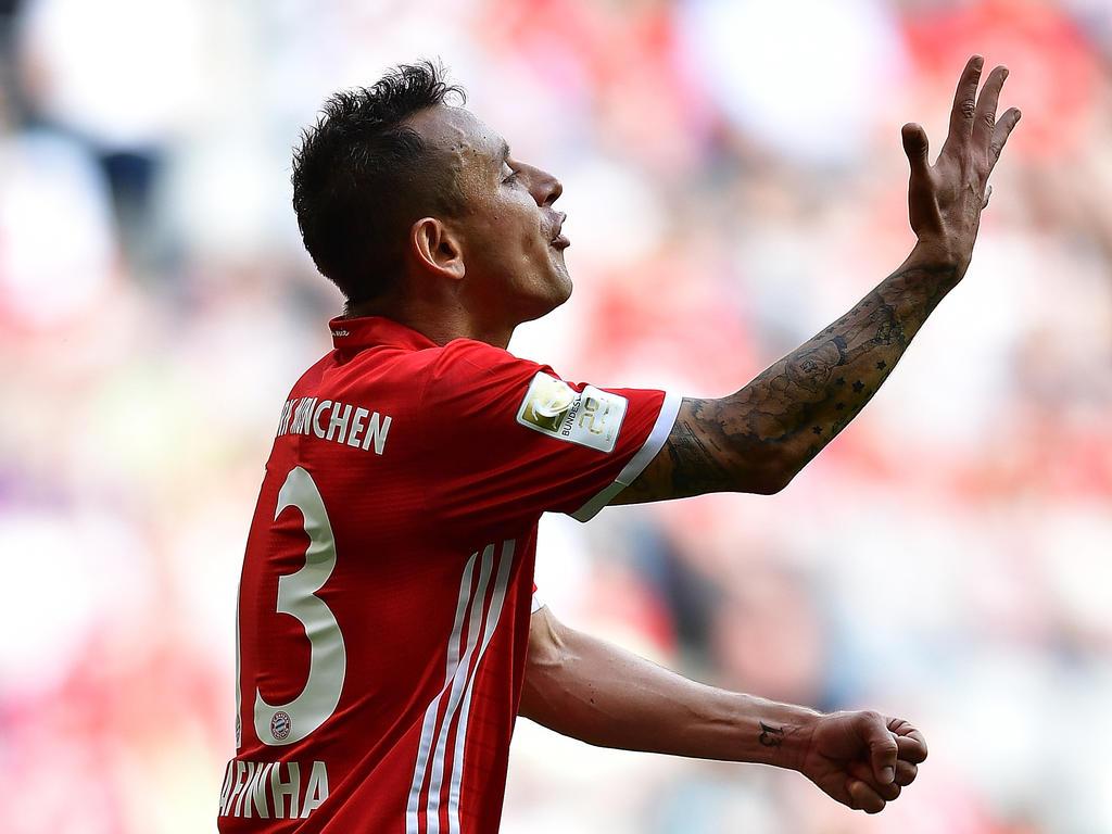 Bayerns Rafinha vor Rückkehr in die Seleção