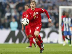 Emil Forsberg fehlt den Leipzigern im Pokal