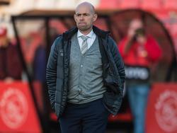 Marcel Keizer ist der neue Chefcoach von Ajax
