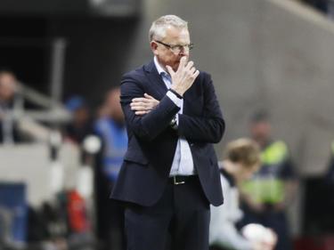 Schwedens Chefcoach fällt erstmal krankheitsbedingt aus