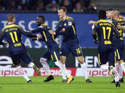 Die Leipziger stehen vor ihrem Europacup-Debüt
