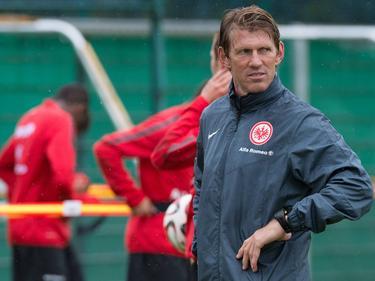 Einst auch als Torwarttrainer in Frankfurt aktiv: Michael Kraft
