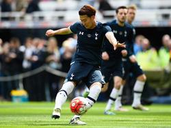 Heung-min Son ist dem VfL Wolfsburg viel Geld wert