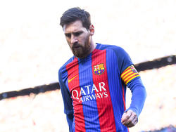 Lionel Messi soll beim FC Barcelona verlängern