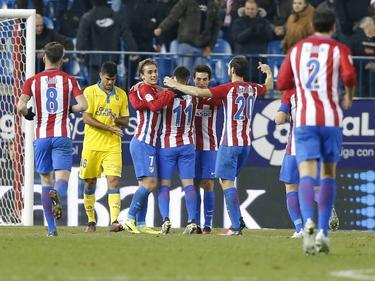 Atlético Madrid durfte trotz Niederlage jubeln