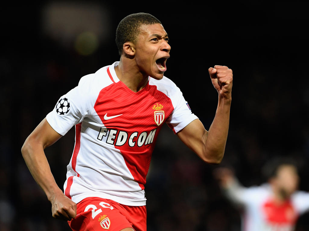 Kylian Mbappé ist der Shooting-Star des AS Monaco