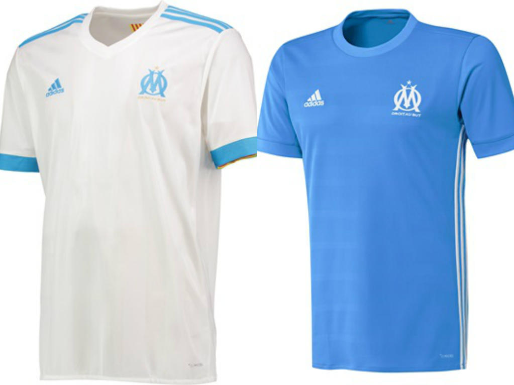 Olympique Marseille (Heim-/Auswärtstrikot)