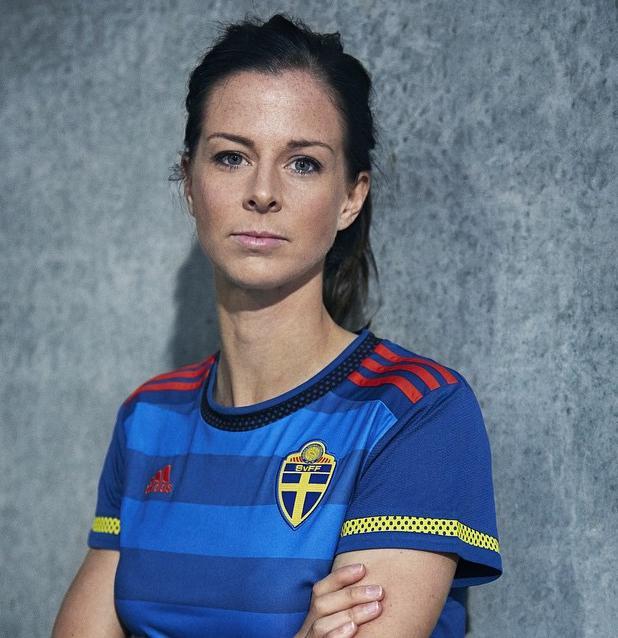 Lotta Schelin - Schweden