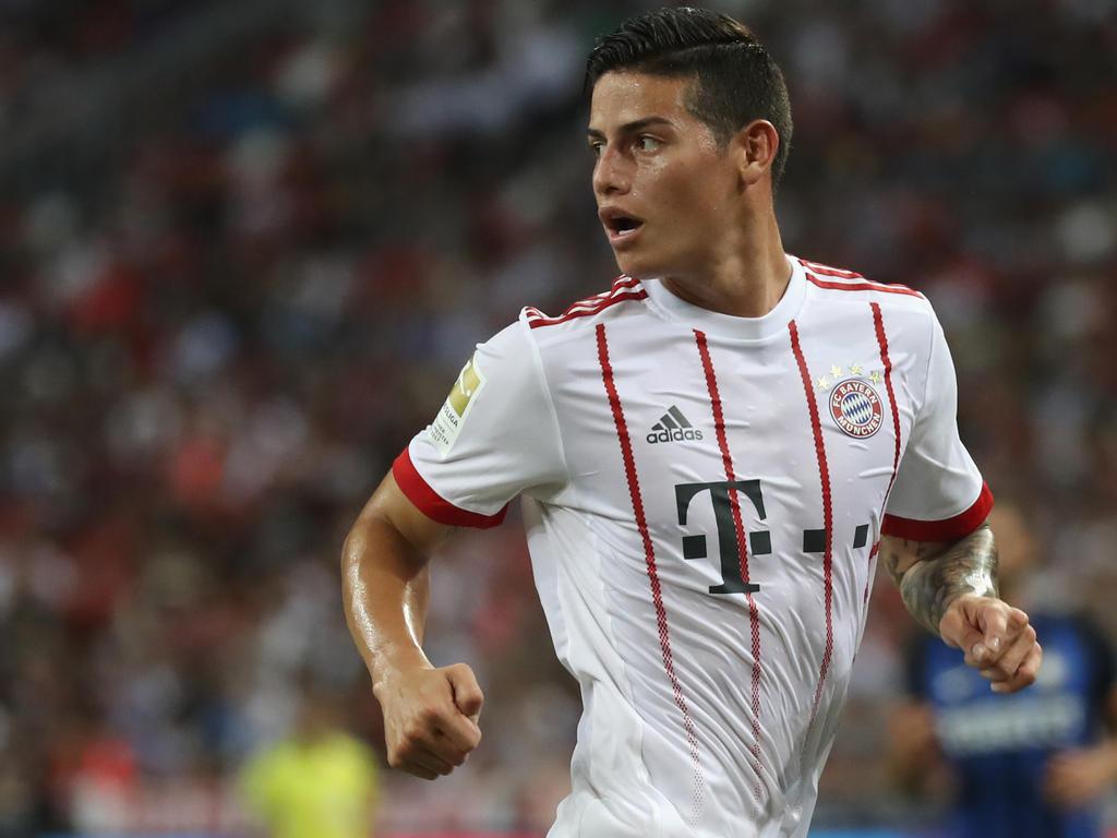 Football Leaks veröffentlicht Details zu Bayerns James-Deal