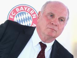 Uli Hoeneß hat zur Transferpolitik des FC Bayern Stellung genommen