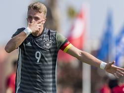 Führt das DFB-Aufgebot bei der U17-WM in Indien an: Jann Fiete Arp vom HSV
