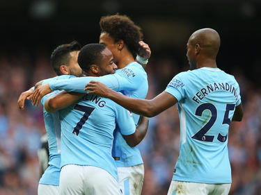 El City de Guardiola ha goleado por 5-0. (Foto: Getty)