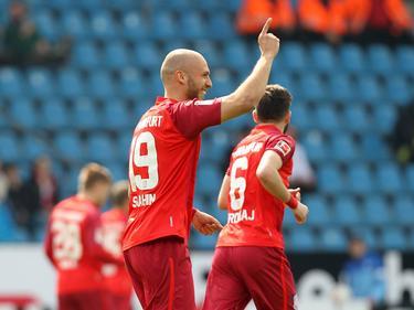 Dani Schahin geht in die Eredivisie