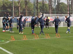 Ein Bild vergangener Tage: RB Leipzig trainiert künftig nicht mehr in Belek